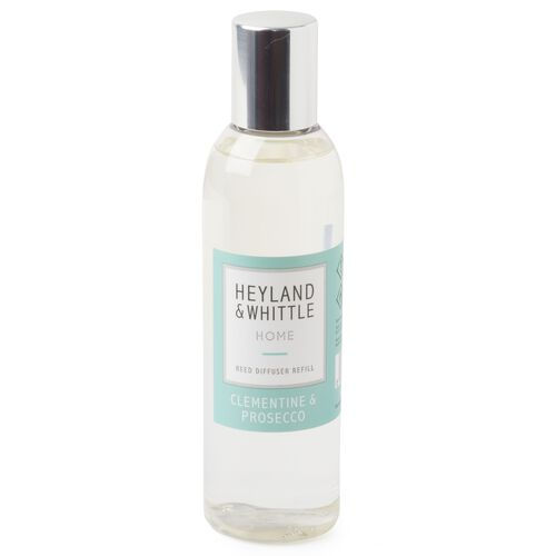 Heyland and Whittle 934 Clementine and Prosecco Reed Diffuser Refil 200ml