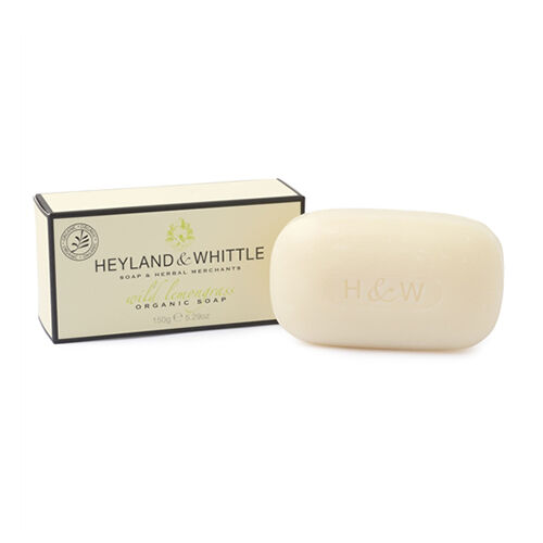 HEYLAND AND WHITTLE- Wild Lemongrass body scrub, organic bar, body lotion