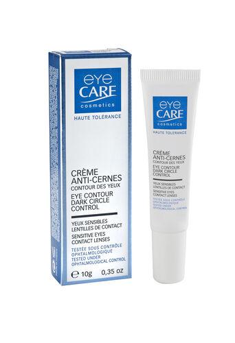 Eyecare cosmetics- Clear conditioning lash serum, Eye contour anti-wrinkle cream, Dark circle control eye cream