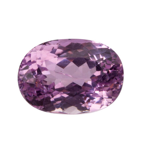 Kunzite (Oval 16.5x12 Faceted 3A) 14.320 Cts