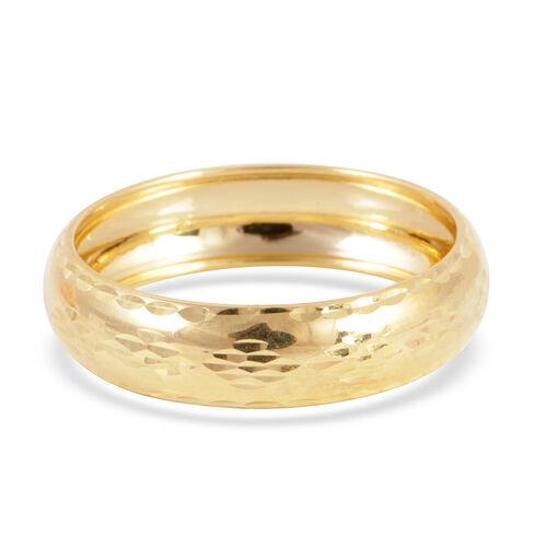 9K Y Gold Ring
