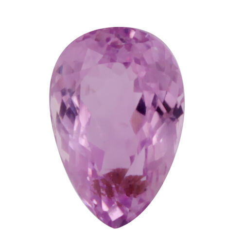 Kunzite (Pear 18x12.5 Faceted 3A) 14.950 Cts