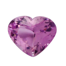 Kunzite (Heart 15.5 Faceted 3A) 10.880 Cts