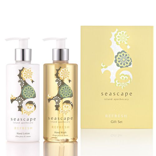 SEASCAPE- Xmas Refresh - hand care Festive Gift Set dispatch in 3-5 working days