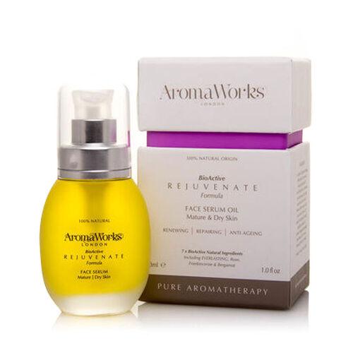 AROMAWORKS-Facial Serum - Rejuvenate 30ml