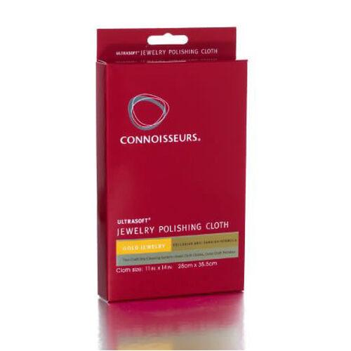 Connoisseurs Gold Polish Cloth (Size 35x27 Cm)