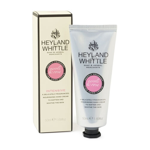 Heyland and Whittle  Luxury Hand Creams - Neroli and Rose