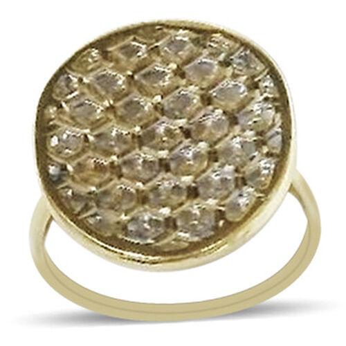 9K Y Gold Ring, Gold wt 4.55 Gms.