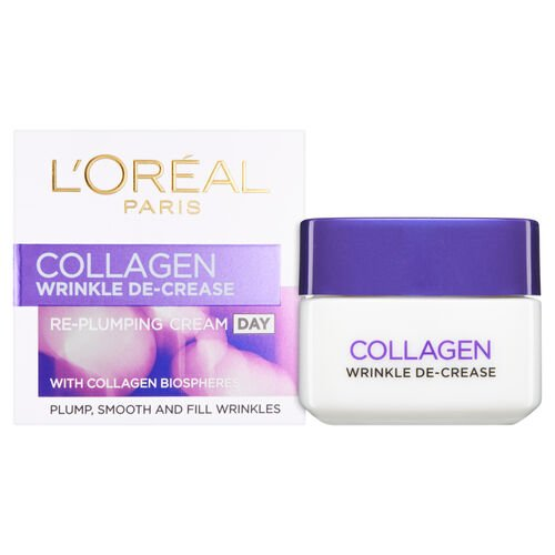 LOreal Paris Wrinkle Decrease Collagen Replumper Day Cream