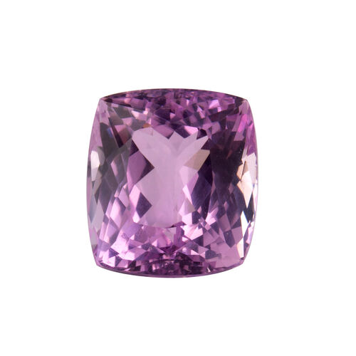 Kunzite (Cushion 16x14 Faceted 3A) 17.800 Cts