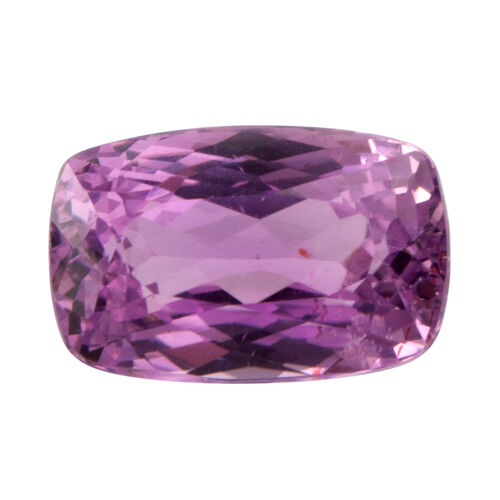 Kunzite (Cushion 15.5x10 Faceted 3A) 13.340 Cts