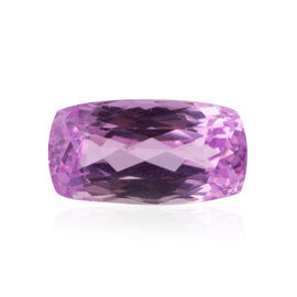 Kunzite (Cushion 17x9 Faceted 3A) 11.200 Cts