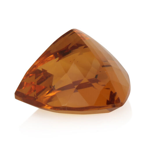 Madeira Citrine (Trl Free Faceted) 7.000 Cts