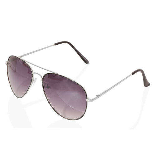 Aviator Sunglasses -Black