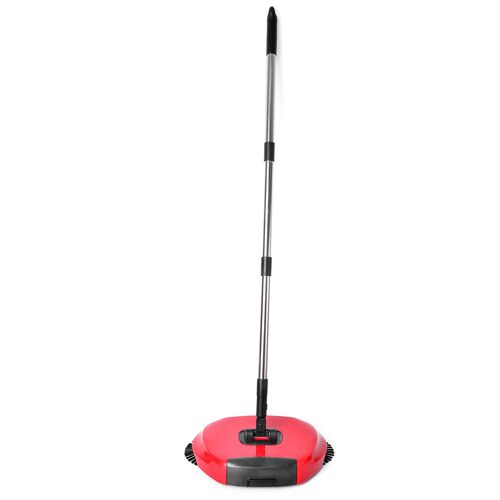 360 Degree Steering Sweeping Machine with Adjustable High-Strength Stainless Steel Tube