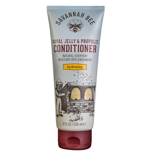 (Option 1) Savannah Bee Royal Jelly and Propolis Hydrating Conditioner 8oz