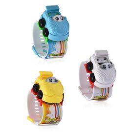 Plastic Resin Y Plastic Resin 3 Pcs Watches Set