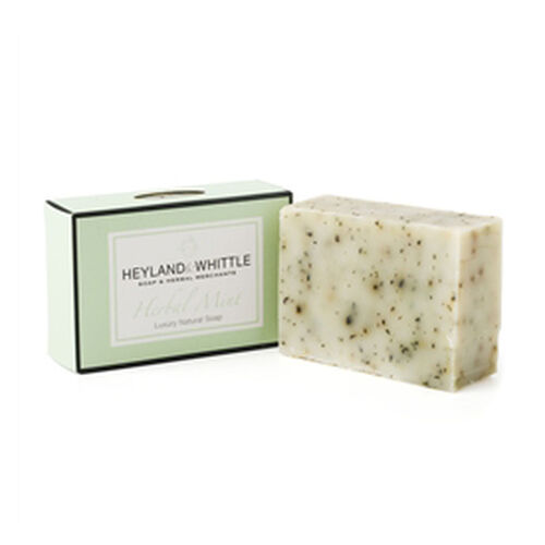 HEYLAND AND WHITTLE-Seaweed, Tea Tree, Herbal Mint Soaps