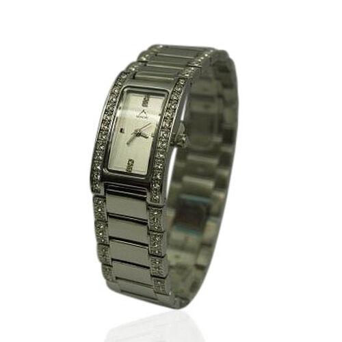 MONCHIC Cartel Collection - Chamonix IV Edition Precision Oscillation Greco-Roman Tonneau Wrist Watch