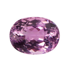 Kunzite (Oval 16.5x12.5 Faceted 3A) 13.770 Cts