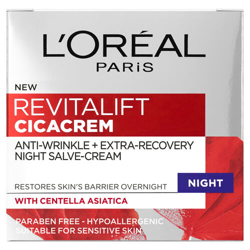 LOreal: Revitalift Laser Renew Night Cream - 50ml