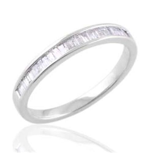 9K W Gold Diamond Ring  0.250 Ct.
