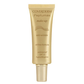 Coverderm Peptumax Make-Up 6 Dark 30ml - Estimated Delivery within 7-10 working days