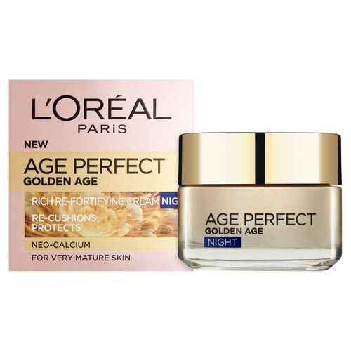 LOreal Paris Age Perfect Golden Age Night Cream 50ml