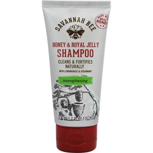 (Option 2) Savannah Bee Honey and Royal Jelly Strengthening Shampoo  - 8oz -   will be sent in 4-5 working days