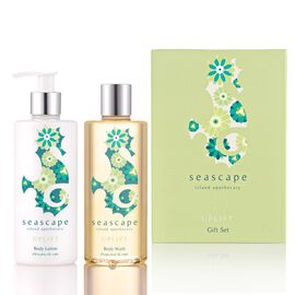 SEASCAPE- Xmas Uplift - bath and body Festive Gift Set dispatch in 3-5 working days