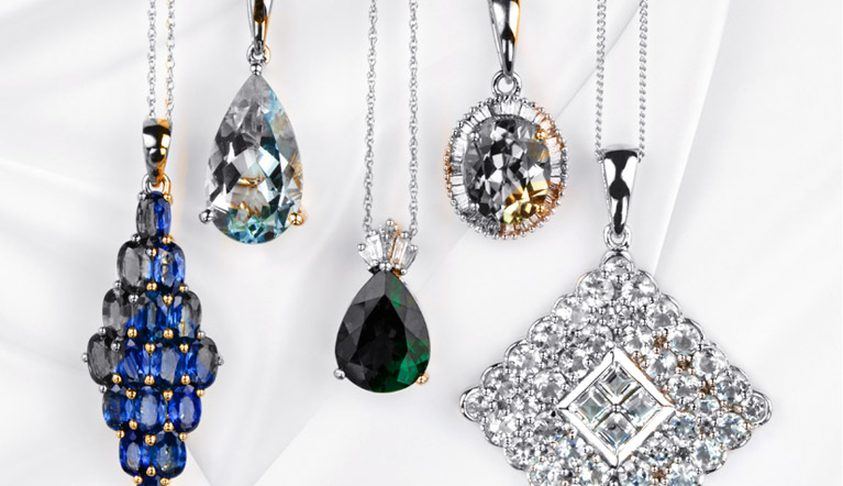 Necklace Pendants - Personal Shopper TJC