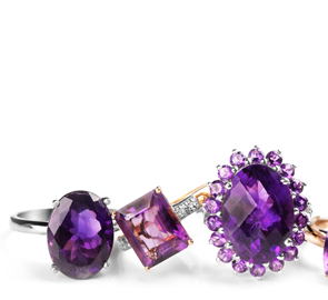 Amethyst Jewellery Online in UK