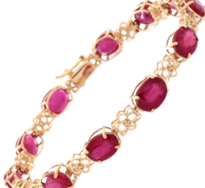 Buy Ruby Bracelets Online in UK