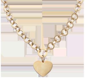 Buy Heart Necklaces Online in UK
