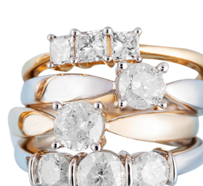 Diamond Ring Online in UK