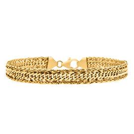 Hatton Garden Close Out 9K Yellow Gold Bracelet (Size 7), Gold wt. 4.9 Gms