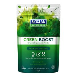 Bioglan Superfoods: Green Boost - 70g
