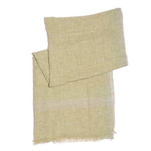 Designer Inspired New for Season Beige Colour Scarf (Size 180x70 Cm)