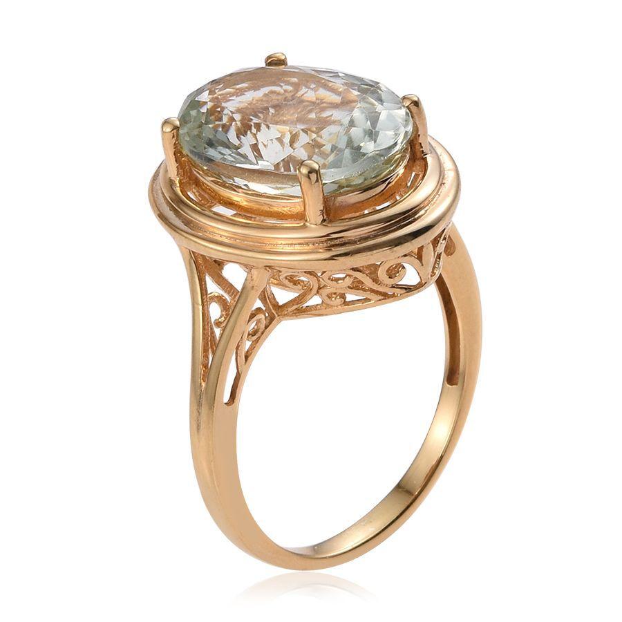 Amethyst Ring Gold Royal