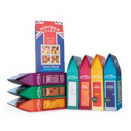 POPCORN SHED: 8-shed Gourmet Popcorn Selection Pack