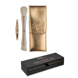 Soul Beauty: One four All Brush & Pouch Set