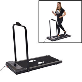 Foldable Treadmill: Max Power 200w, Max Weight 120KG, Walking area:40X103cm