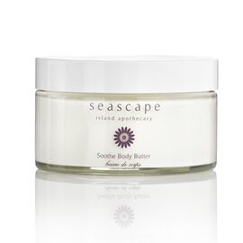 Seascape: Island Apothecary Soothe Body Butter - 175ml