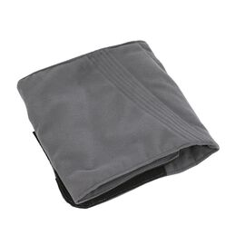 Grey Shungite Filled Calf Pad (Size 18x47 Cm)