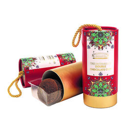 Farmhouse Finest Butter Biscuits Double Chocolate Gift Tube 150g