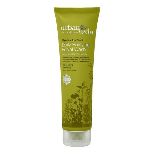 Urban Veda: Purifying Daily Facial Wash - 150ml