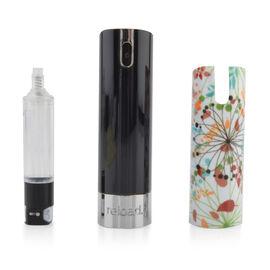 Reload Mini Perfume Spray - Black, Reload Refillable Refill & Mini Spray Skin Flowers