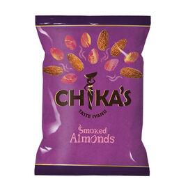 CHIKAS Smoked Almonds 6x41g