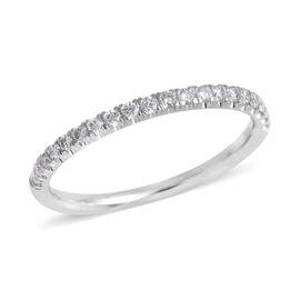 Iliana Diamond (0.25 Ct) 14K W Gold Ring  0.250  Ct.