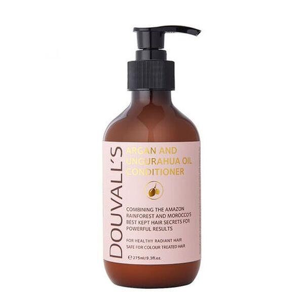 Douvalls: Argan Conditioner - 275ml (With Free New Acne Rehab Serum - 5ml)